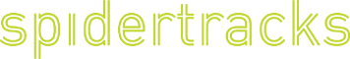 Spidertracks Logo Blank Background